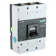 Photo of Siemens VL630 Circuit Breaker 630A MCCB 50KA Adjustable Thermal & Magnetic Trips