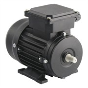 Photo of TEC - 0.09kW (0.12HP) 4 Pole 230V/400V 3ph B3 Foot Mount AC Motor - 56 Frame