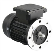 Photo of TEC - 230V Single Phase Motor 0.09kW (0.12HP) Cap Run 2P 56F Flange