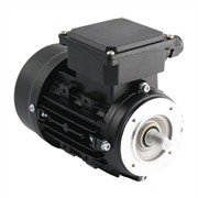 Photo of TEC - 230V Single Phase Motor 0.25kW (0.33HP) Cap Run 2P 63F Face