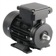Photo of TEC Electric - 0.37kW (0.5HP) 4 Pole AC Induction Motor 3ph 230V/400V B3 Foot Mount - 71M4B With FV Fan & Encoder