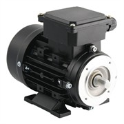 Photo of TEC - 230V Single Phase Motor 0.25kW (0.33HP) Cap Run 2P 63F Foot/Face