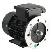 Photo of TEC - 230V Single Phase Motor 0.25kW (0.33HP) Cap Run 2P 63F Foot/Flange