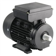 Photo of TEC - 230V Single Phase Motor 0.37kW (0.5HP) Cap Start 2P 71F Foot