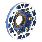 Photo of TEC - Input Flange for FCNDK40 Gearbox to suit 63 frame B34/B14 motor with 90mm outside diameter