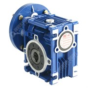 Photo of TEC 0.09kW x 136RPM 10:1 Worm Gearbox for a 4 Pole 56 Frame B14 Motor