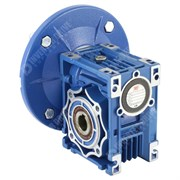 Photo of TEC  0.12kW x 113RPM 7.5:1 Worm Gearbox for a 6 Pole 63 Frame B5 Motor