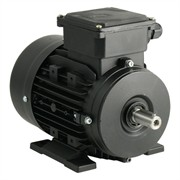 Photo of TEC - 230V Single Phase Motor 1.5kW (2HP) Cap Start 2P 90F Foot