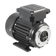 Photo of TEC Electric 0.12kW (0.16HP) 2 Pole AC Induction Motor 3ph 230V/400V B34 Foot & Face Mount 56M2B