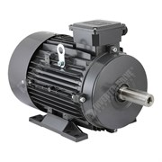 Photo of TEC Electric – IE2 11kW (15HP) 4 Pole AC Induction Motor 400V B3 Foot Mount - 160M Frame