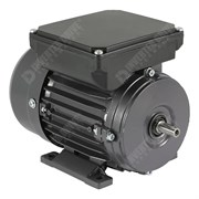 Photo of TEC - 230V Single Phase Motor 0.12kW (0.16HP) Cap Run 2P 56F B3 Foot