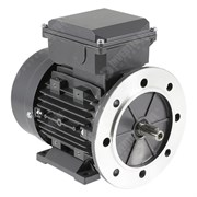 Photo of TEC - 230V single Phase Motor 0.37kW (0.5HP) Cap Run 2P 71F Foot/Flange