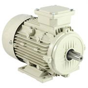 Photo of Teco - IE2 0.75kW (1HP) 4 Pole AC Induction Motor 230V or 400V B3 Foot Mount - 80 Frame