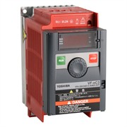 Photo of Toshiba VF-nC3 0.75kW 120V 1ph to 230V 3ph AC Inverter Drive, C1 EMC