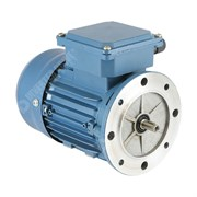 Photo of Universal IE1 0.09kW Three Phase Motor 230V/400V 4P 56 B5