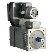 Photo of Vascat - 5.7kW (8HP) x 1433RPM AC Vector Motor IP23 B3 - 100 Frame