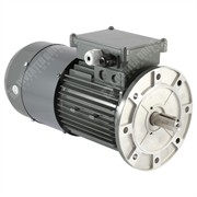 Photo of Vascat 1.5kW (2HP) x 1420RPM/2760RPM AC Vector Motor, IP54, B5, 90 Frame