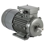 Photo of Vascat 5.3kW x 2500rpm 400V x 87Hz 3ph AC Vector Motor, B3, IP54, 100 Frame