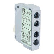 Photo of WEG ACBF-11 1NO/1NC Auxiliary Contact Front-mount for MPW100 Motor Protective Circuit Breaker