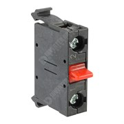 Photo of WEG BC01B-CSW - Contact Block, Normally Closed, PBW Control Stations