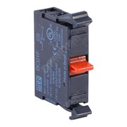 Photo of WEG BC01F-CSW - Contact Block, Single, 1 x NC