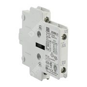 Photo of WEG BCXMRL11  1NO+1NC Auxiliary block for CWM Contactors