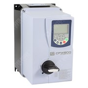 Photo of WEG CFW500 IP66 0.18kW 400V 3ph AC Inverter, DBr, SW, C3 EMC, Keypad Control