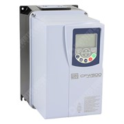 Photo of WEG CFW500 IP66 0.18kW 230V 1ph to 3ph AC Inverter, DBr, C3 EMC, No I/O