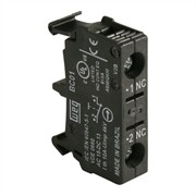Photo of WEG Contact Block, Single, 1 x NC CSW-BC01