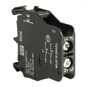 Photo of WEG CSW-BC02 - Contact Block, Double, 2 x NC