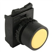 Photo of WEG CSW-BF3 - Pushbutton, Flush, Yellow, for 22mm hole
