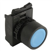 Photo of WEG CSW-BF4 - Pushbutton, Flush, Blue, for 22mm hole