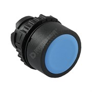 Photo of  WEG CSW-BF4 WH - Pushbutton, Flush, Blue, for 22mm hole