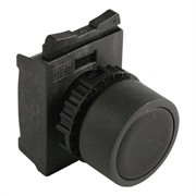 Photo of WEG CSW-BF5 - Pushbutton, Flush, Black, for 22mm hole