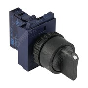 Photo of WEG CSW 2 Position Selector Switch, 45°, 22mm with Flange and Normally Open Contact