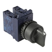 Photo of WEG CSW 3 Position Selector Switch, 45°, 22mm with Flange and Normally Open Contacts