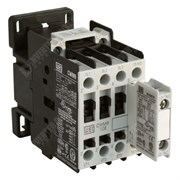 Photo of WEG CWM9 – 9A/25A 4kW/11kW 3 Pole Contactor, 1NO+1NC Aux, 230V AC Coil