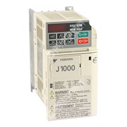 Photo of Yaskawa J1000 0.4kW/0.75kW 230V 1ph to 3ph AC Inverter Drive, Unfiltered