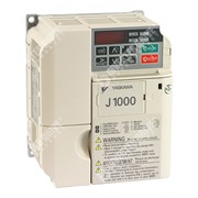 Photo of Yaskawa J1000 0.2kW/0.4kW 400V 3ph AC Inverter Drive, Unfiltered