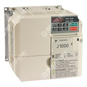 Photo of Yaskawa J1000 - 4kW 230V 3ph - AC Inverter Drive Speed Controller, Unfiltered