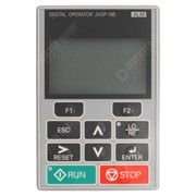 Photo of Yaskawa JVOP-180 Remote Keypad with LCD Display