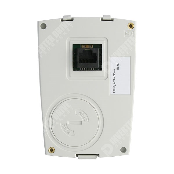 ABB ACS-CP-A Assistant Control Panel (Keypad) for ACS310 ACS355 ACS350 and  ACS550 Inverters (+J400)