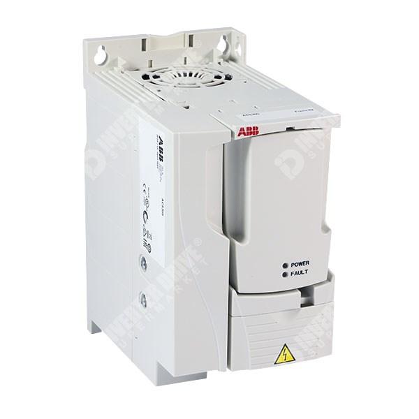 ABB ACS355 2 2kW 230V 1ph to 3ph AC Inverter Drive, STO, C3 EMC