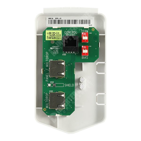 Photo of ABB CDPI-01 IO Panel Bus Adapter for ACS580 & ACH580 Inverters (+K450)