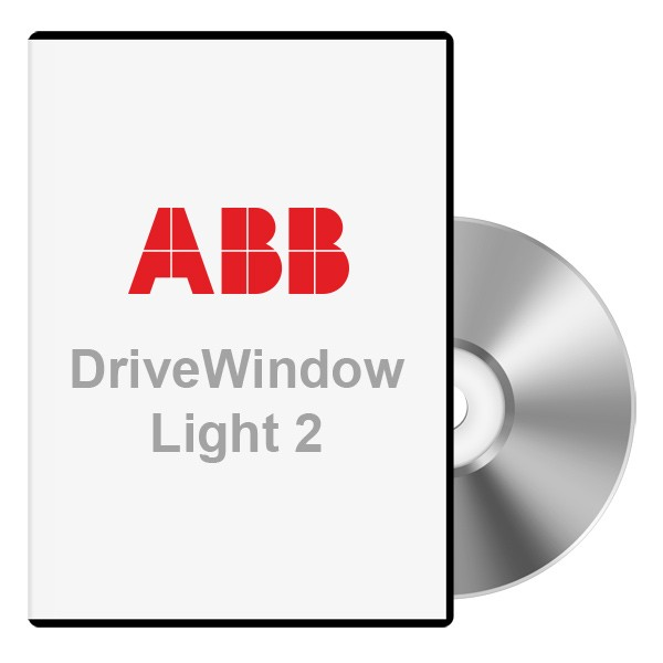 photo of abb drivewindow light 2 programming software and cable for pc to abb