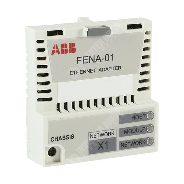 Abb Fena 01 Ethernet Ip Modbus Tcp Interface Card For