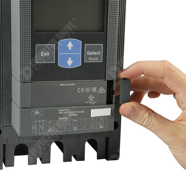 ABB PSE Digital Soft Starter 143A, 55kW/75kW