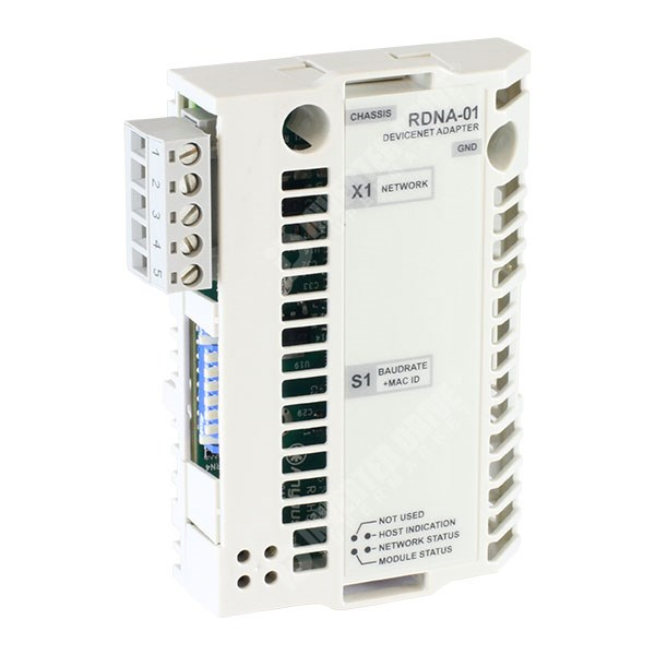 Abb Rdna 01 Devicenet Adapter Module K451 For Acs550