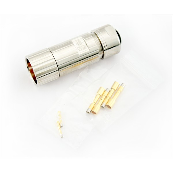 Connector For Power Cable To Acm2n Acg Servo Motors
