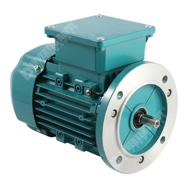 Brook Crompton Series 10 IE1 0.18kW Three Phase Motor 230V/400V 4P ...